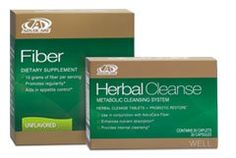 Advocare cleanse system...I'm about to start this. My hubby lost 6 lbs on this during his 24 day challenge! I'll be starting my challenge post the baby delivery.