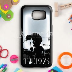 The 1975 Band Show Samsung Galaxy S6 Edge Case | armeyla.com