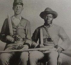 black confederate images