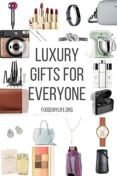 Luxury gift guide filled with luxury gift ideas perfect as presents for everyone. Luxury gift guide filled with luxury gift ideas perfect as presents for everyone. Take a look at this gift list full of . Luxury Gifts For Women, Unique Gifts For Men, Gifts For Him, Best Birthday Gifts, Gift List, Home Gifts, Mother Gifts, Gift Guide, Best Gifts