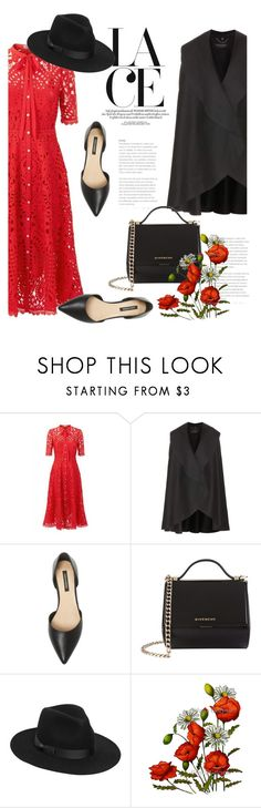 """Без названия #7381"" by bliznec ❤ liked on Polyvore featuring Temperley London, Burberry, Ava & Aiden, Givenchy and Lack of Color"
