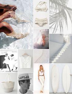Monochromatic Monday ::  White Hot