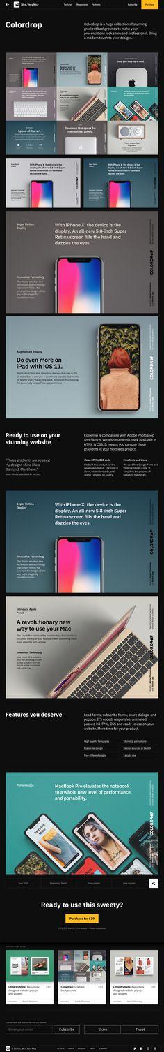 482 best Nice, Very Nice: UI, UX, Web Design Inspiration images on ...