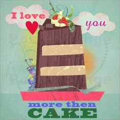 Elisandra Sevenstar - i love you more then cake