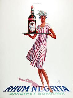 john sun caribbean rum rhum vintage ads and posters. Black Bedroom Furniture Sets. Home Design Ideas