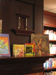 Urban Fairies, fairy doors, fairy door, Fairies, fairy doors of Ann Arbor, original fairy doors, Nicolas Books