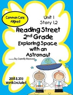 astronaut printables for 2nd grade - 236×305