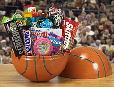 Senior night gift ideas gifts basketball delightful b elegant lovers candy basket with medium image for .