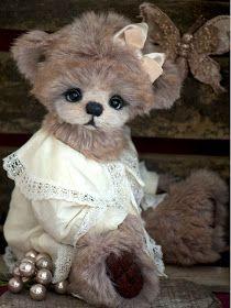 Three O'Clock Bears: New girl bear available...