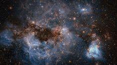 The Large Magellanic Cloud photographed by the Hubble Space Telescope ( ESA/Hubble/NASA) Edwin Hubble, James Webb Space Telescope, Orion Nebula, Helix Nebula, Carina Nebula, Andromeda Galaxy, Hubble Images, Whirlpool Galaxy, Star Formation