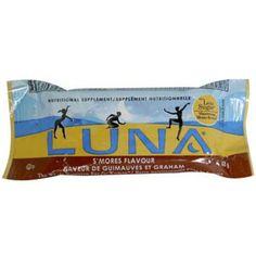 Tablette énergétique S'Mores de Luna Bar > Mountain Equipment Co-op. Livraison gratuite disponible