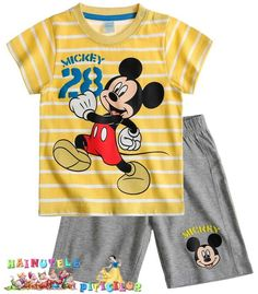 Set de vara Baby Mickey Mouse