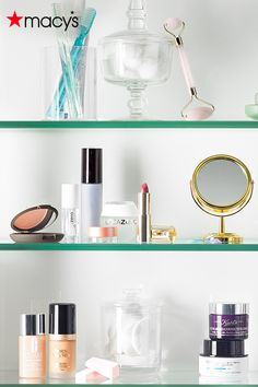 From new product launches to cult-faves, we have something for every beauty maven.   Shop Belif, Too Faced, Clinique, Urban Decay, Becca Cosmetics, Kiehl's & more. Macy's Beauty, New Product, Product Launch, Studio Apt, Becca Cosmetics, Urban Decay, Skincare, Nails, Makeup