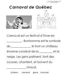 French Immersion Worksheets to celebrate the holidays! This package includes: - Worksheet in docx - Worksheet in pdf - Some useful links - Images to u. French Flashcards, French Worksheets, French Language Learning, Learn A New Language, Spanish Language, Kids Sight Words, French Articles, French Resources, Quebec Winter Carnival