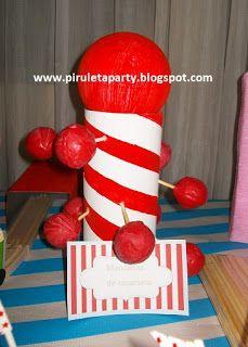 piruletaparty: MESA DULCE FERIA cakepops