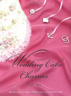 Wedding Cake Charms Gift Set by Beverly Clark,http://www.amazon.com/dp/0762407662/ref=cm_sw_r_pi_dp_FaRFsb0MWEGZ2EYZ Sterling Silver Charms for your wedding cake $59.99