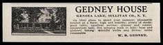 """paperink id: ads5404s ORIGINAL Period Magazine Advertisement. SMALL SIZE AD measures approximately 4.75"""" x 1.25"""". You are purchasing a paper advertisement removed from a print publication. Outstanding"""