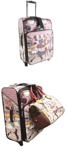 Nicole Lee handbags are not shy on the shelves. With aggressive and fashion forward designs, Nicole lee aspires to take the world of handbags to a whole new level. High School Bags, Nicole Lee Handbags, Honeymoon Places, Designer Handbags, Fashion Forward, Gym Bag, Women's Fashion, Travel, Collection