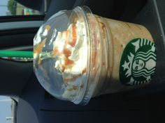 #starbucks #frappuccino it is...