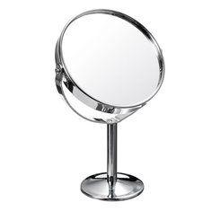 Maquiagem Cosmética Dual Side Normal Magnifying Stand Espelho