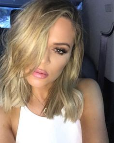 OMG - Khloe Kardashian's chopped it all off! We've got her hairstylist's exact tips on how to get Khlo's 'lob,' or long bob.