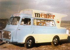 peugeot D4A cafetaria truck 1955