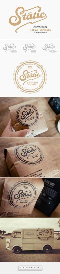 Static Coffee | Salih Kucukaga Design Studio - created via http://pinthemall.net