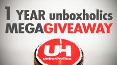 Διαγωνισμός Unboxholics με 75 δώρα | Διαγωνισμοι με Δωρα 2013 - diagonismoidwra.gr