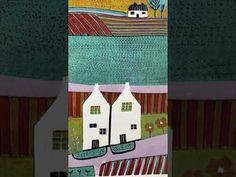 'A Midsummer Dream' - Reduction Linocut Print
