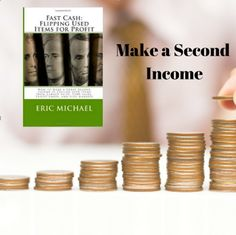 Have you been searching for a way to make some extra cash? A fun way to start a second income is here at: http://amzn.to/2dagZzN  #Income #HomeBusiness #Business #Amazon #AmazonSellerAcademy #Amazon#FBA #homebusiness #Amazongold #special #book #thriftwars #internet #sales #treasure #extra #cash #second #income