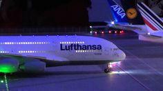 Miniatur Wunderland Hamburg Flughafen in Full HD 1080p Teil 1/3  Minia...