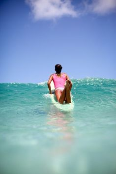 Anywhere I can surf like this.