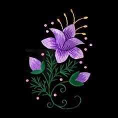 Polish Folk Art  Embroidery Designs