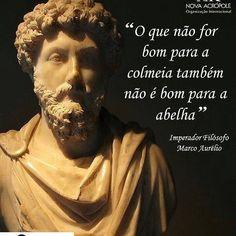 Marco Aurélio hoje 24/05 Nova Acrópole Anápolis by crnotto http://ift.tt/20txp3B
