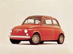"""Autovettura """"500"""", Dante Giocosa, Fiat, 1957"""