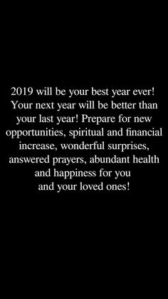 I'm going to leave this right here! Abundant Health, Answered Prayers, New Month, Happy New Year 2019, New Start, New Opportunities, New Chapter, Inspiration Quotes, New Beginnings