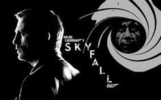 james bond - Sky Fall...