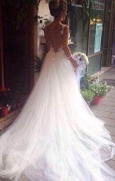 Wedding Gown | #WeddingGown