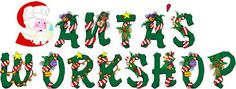 Pictures of elves, Days until christmas and Santas workshop on ...