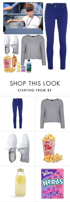 """""""U.S open with Niall"""" by remington-offical ❤ liked on Polyvore featuring M Missoni, Topshop, Aéropostale, Bormioli Rocco and River Island"""