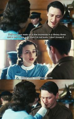 charming life pattern: Atonement (2007) ~ Movie Quotes
