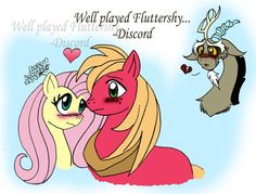 MLP: Somthing he didn't want to lose... by Garfield141992 on deviantART