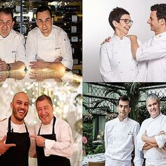 Chefs Martín Berasategui, Carme Ruscalleda, Joan Roca and Nandu Jubany will cook for the general public at the first gastronomic festival of Paseo de Gracia (Barcelona), from 8 to 18 March, in their respective restaurants with other chefs 👩‍🍳 👨‍🍳 Martín Berasategui, Carme Ruscalleda, Joan Roca y Nandu Jubany cocinarán para el gran público en el primer festival gastronómico de Paseo de Gracia, del 8 al 18 de marzo, en sus respectivos restaurantes, a cuatro manos con otros chefs