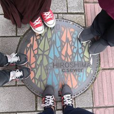 Japanese manhole covers, a factory tour – ONLY in JAPAN | The Kid Should See This