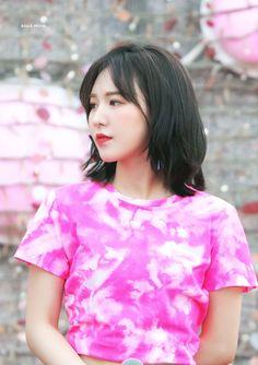 Kpop Girl Groups, Korean Girl Groups, Kpop Girls, Wendy Red Velvet, Velvet Fashion, Korean Celebrities, South Korean Girls, My Girl, Tie Dye