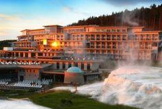 Saliris Resort Spa & Conference Hotel itt: Egerszalók, Heves megye