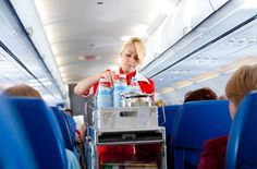 Free things on planes you didnt know you could get - Yahoo! Travel