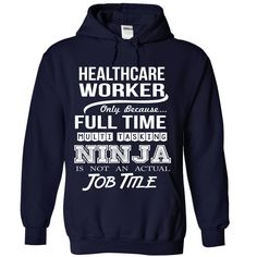 HEALTHCARE-WORKER - Job title