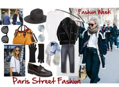 Fashion Friday - Paris Street Style   DeliciousPerspective.com