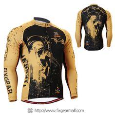 Fixgearmall - #FIXGEAR CS-3201 Men's #Cycling #Jersey long sleeve, (http://www.fixgearmall.com/fixgear-cs-3201-mens-cycling-jersey-long-sleeve/), #bicycle #sportswear #tracksuit #athletic #mtb #bmx #downhill #custom #design #ride #bike #mountainbike #mensfashion #mensstyle